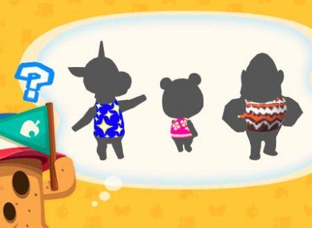 Animal Crossing: Pocket Camp, tre nuovi misteriosi animali sono in arrivo nel titolo mobile