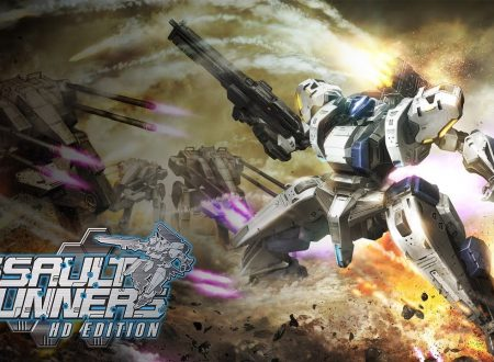 Assault Gunners HD Edition: il titolo è in arrivo il 5 luglio sui Nintendo Switch europei