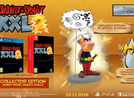 Asterix & Obelix XXL 2: il titolo è in arrivo il 29 novembre sui Nintendo Switch europei