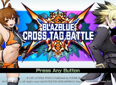 BlazBlue: Cross Tag Battle, il titolo aggiornato alla versione 1.1.1 sui Nintendo Switch europei
