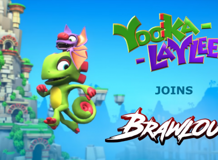 Brawlout: Yooka-Laylee entra nel roster del titolo, oltre 150.000 giocatori su Nintendo Switch