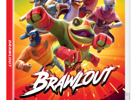 Brawlout: il titolo ora disponibile in formato retail sui Nintendo Switch europei