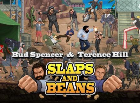 Bud Spencer & Terence Hill – Slaps And Beans, il titolo è ora disponibile su Nintendo Switch