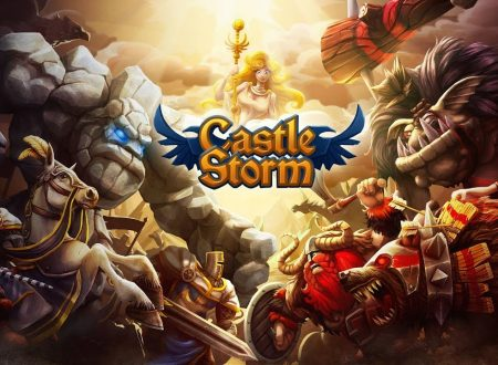 CastleStorm: il titolo è in arrivo il 16 agosto sull'eShop europeo di Nintendo Switch