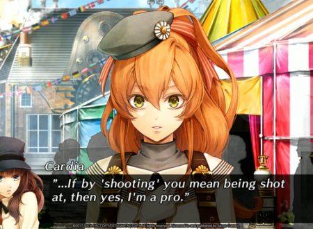 Code: Realize – Bouquet of Rainbows, mostrato il trailer della versione Nintendo Switch