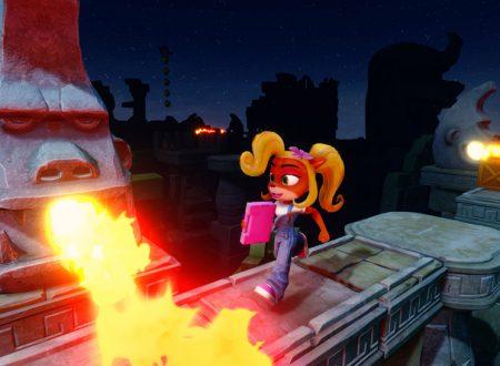 Crash Bandicoot N. Sane Trilogy domina nella sua prima settimana di vendita in Inghilterra
