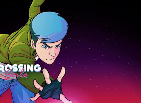 Crossing Souls: il titolo è in arrivo il 26 luglio sull'eShop di Nintendo Switch