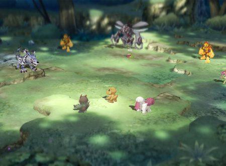 Digimon Survive: mostrati i primi screenshots del titolo, in arrivo su Nintendo Switch