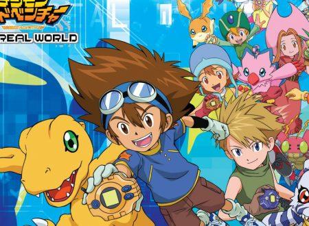 Digimon Survive: il titolo è ufficialmente in arrivo su Nintendo Switch