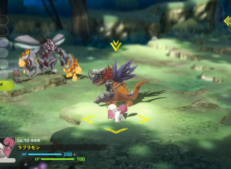 Digimon Survive: mostrato il primo trailer e gameplay del titolo dal Digimon Thanksgiving 2018 Special Meeting and Latest Game Report