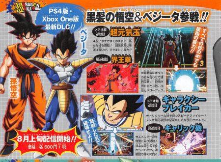 """Dragon Ball FighterZ: Goku e Vegeta versione """"normale"""" saranno i prossimi personaggi DLC"""