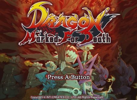 Dragon: Marked for Death, il titolo è in arrivo il prossimo inverno su Nintendo Switch