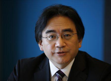 E' l'11 luglio 2018, il terzo anniversario dalla prematura scomparsa di Satoru Iwata