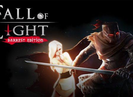 Fall of Light: Darkest Edition, il titolo sarà disponibile in estate anche su Nintendo Switch