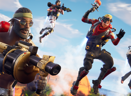 Fortnite: ora disponibile la versione 5.10.1 del titolo su Nintendo Switch