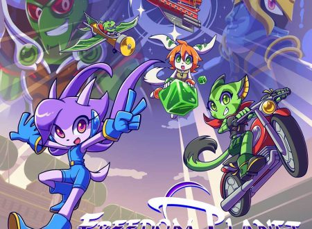 Freedom Planet: pubblicato un video livestream di un'ora sul titolo
