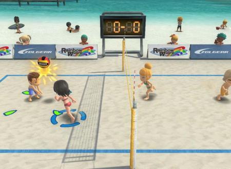 GO VACATION: il titolo è ora in pre-download sull'eShop europeo di Nintendo Switch