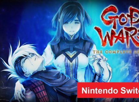 GOD WARS The Complete Legend: l'espansione The Labyrinth of Yomi è in arrivo su Nintendo Switch