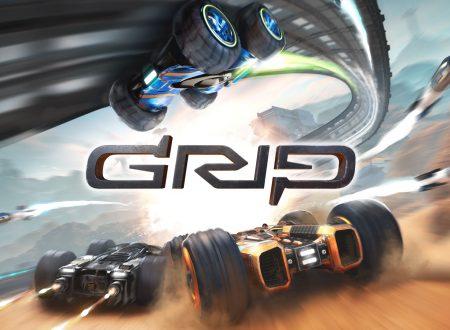 GRIP: pubblicato un nuovo trailer dedicato alla modalità Carkour