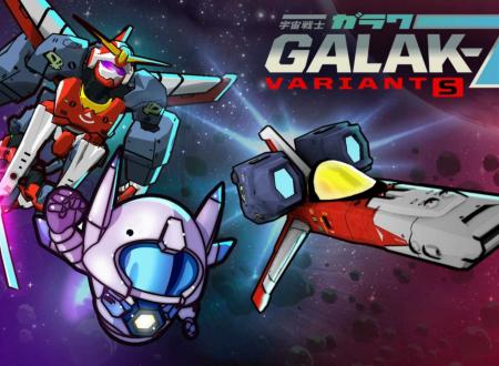 Galak-Z: Variant S, il titolo è disponibile a sorpresa sull'eShop di Nintendo Switch