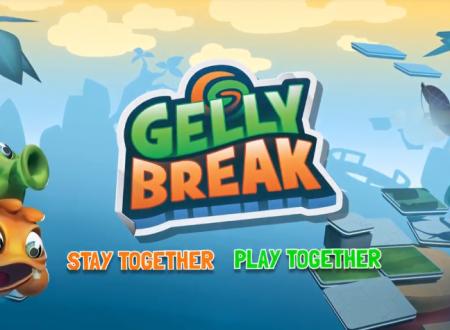 Gelly Break: il titolo è in arrivo su Nintendo Switch, pubblicato un nuovo trailer