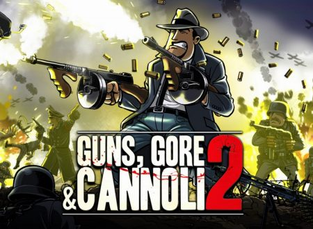 Guns, Gore & Cannoli 2: uno sguardo in video al titolo dai Nintendo Switch europei