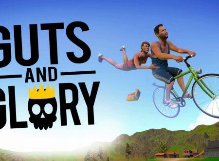 Guts and Glory: uno sguardo in video gameplay al titolo dai Nintendo Switch europei