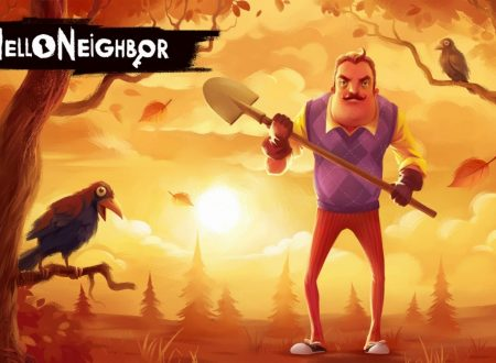 Hello Neighbor: i primi 32 minuti di video gameplay del titolo su Nintendo Switch