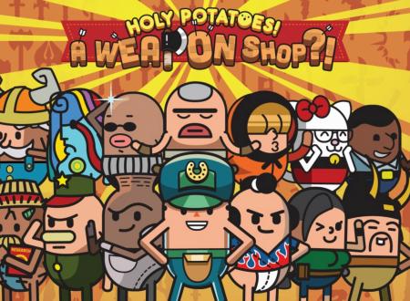 Holy Potatoes! A Weapon Shop?!: il titolo è in arrivo il 12 luglio sull'eShop di Nintendo Switch