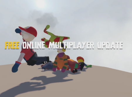 Human: Fall Flat, il multiplayer online è in arrivo il 28 agosto su Nintendo Switch