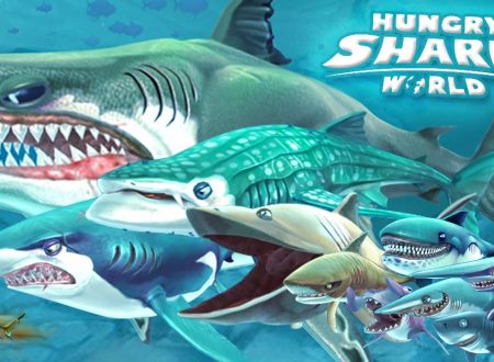 Hungry Shark World: il titolo è disponibile a sorpresa sui Nintendo Switch europei