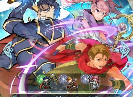 Fire Emblem Heroes: la battaglia legame, Hector e Matthew e la preferenza evocazione sono ora disponibili
