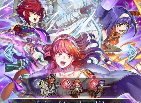 Fire Emblem Heroes: ora disponibile la preferenza evocazione: eroi con Luna