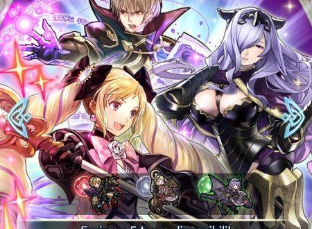 Fire Emblem Heroes: la battaglia legame, Leo ed Elise e la preferenza evocazione sono ora disponibili