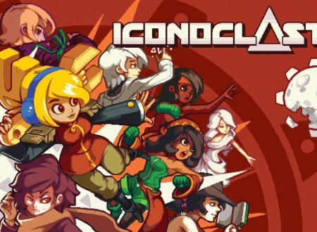 Iconoclasts: pubblicato un nuovo trailer per la versione Nintendo Switch