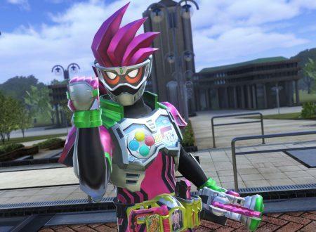 Kamen Rider Climax Scramble Zio: il titolo è stato annunciato per Nintendo Switch