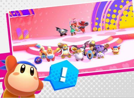 Kirby Star Allies: Novità in ??? sei tutti noi!, con il secondo aggiornamento gratuito