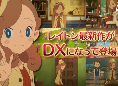 Layton's Mystery Journey: Katrielle and the Millionaires' Conspiracy DX, pubblicato un video commercial giapponese
