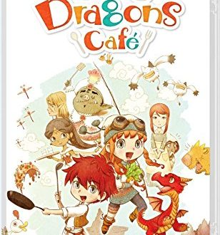 Little Dragons Cafe: mostrata la boxart europea del titolo su Nintendo Switch