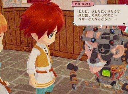Little Dragons Cafe: mostrati nuovi screenshots e dettagli sui personaggi e i colori dei mostri