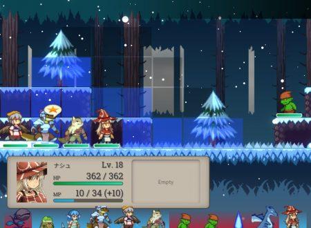 Magic Scroll Tactics: il titolo è in arrivo nei prossimi mesi sui Nintendo Switch giapponesi