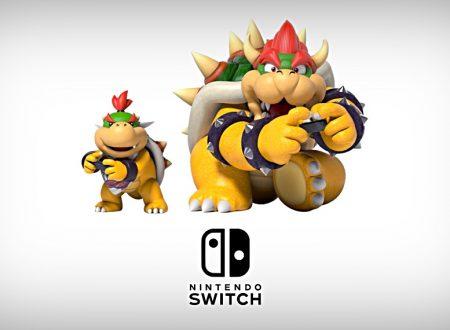 Manutenzione programmata per i titoli Wii U, 3DS e il Filtro famiglia per Nintendo Switch