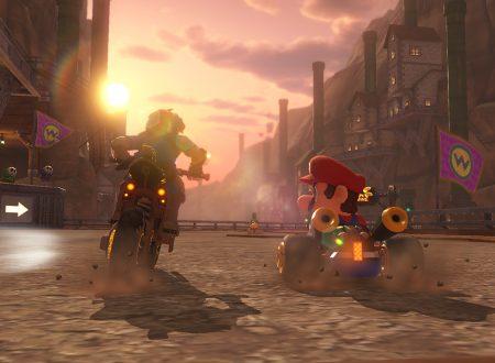 Mario Kart 8 Deluxe: il producer Kosuke Yabuki dice la sua sull'introduzione di Link e il Destriero di Hyrule Zero da Breath of The Wild