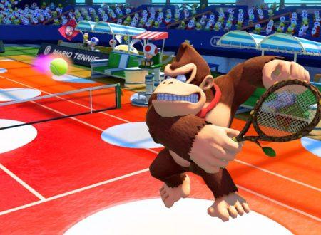 Mario Tennis Aces: prima occhiata alle vendite giapponesi del titolo su Nintendo Switch