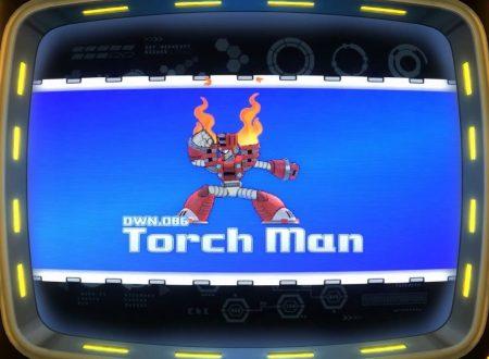 Mega Man 11: rivelata la presenza di Torch Man, pubblicato un nuovo trailer