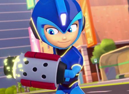 Mega Man: Fully Charged, pubblicato il primissimo trailer della serie animata