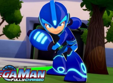 Mega Man: Fully Charged, pubblicato il trailer dedicato al primo episodio
