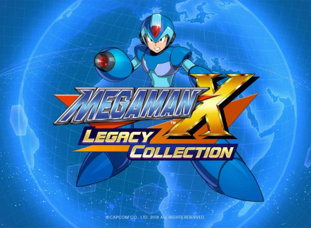 Mega Man X Legacy Collection 1 & 2: le due raccolte sono ora disponibili su Nintendo Switch