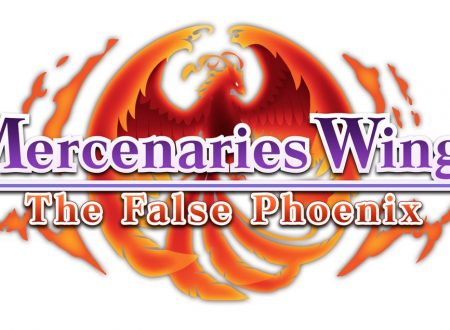 Mercenaries Wings: The False Phoenix, il titolo è ufficialmente in arrivo su Nintendo Switch