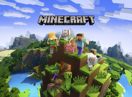 Minecraft: la versione 1.8.0 è ora disponibile su Nintendo Switch